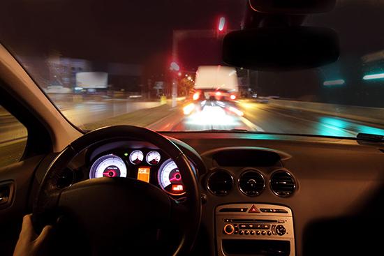 cách lái xe ban đêm an toàn