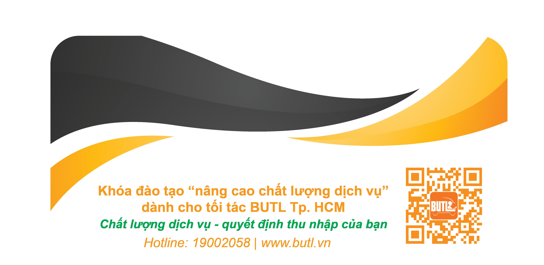 Khóa đào tạo nâng cao chất lượng dịch vụ của BUTL