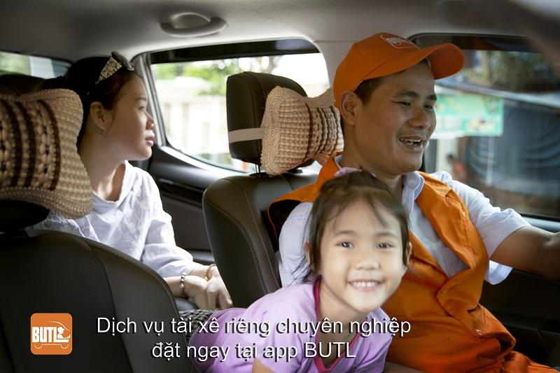 Dịch Vụ Tài Xế Online BUTL